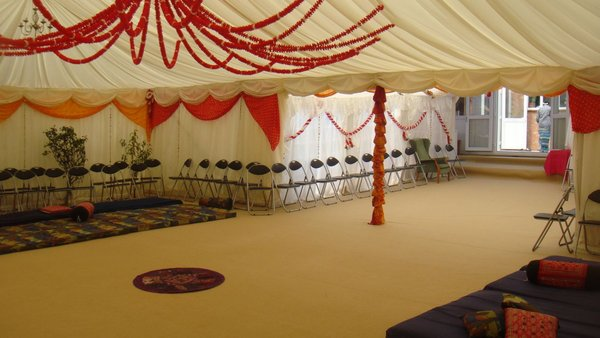 Sold Successful Marquee Hire Business