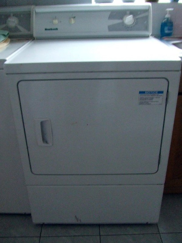 Huebsch Commercial Gas Tumble Dryer - Nuneaton