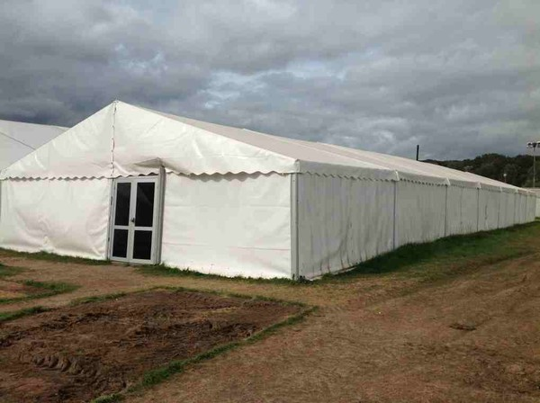 10m x 35m Ex Rental Marquee for sale