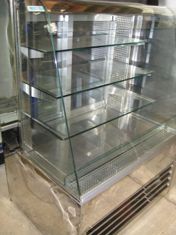 Frost Tech SOP75/100 Open Patisserie Display Chiller