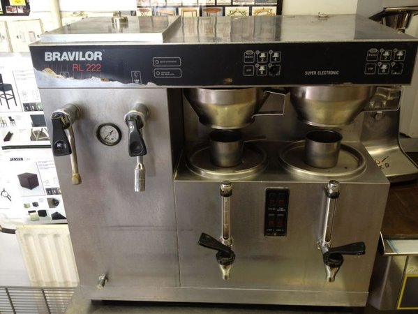 Secondhand Catering Equipment Filter Coffee Machines
