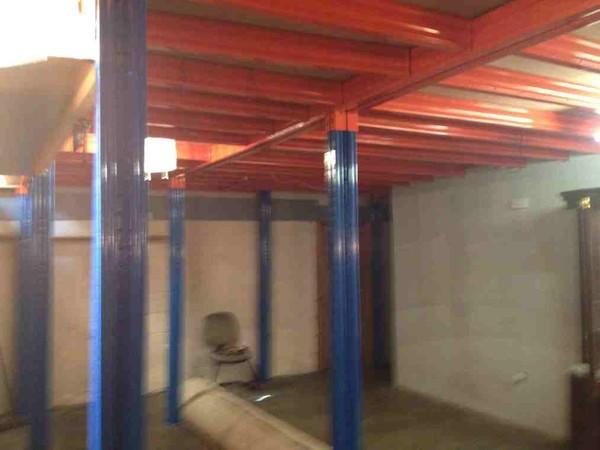 Used  21m x 13.5m Mezzanine for sale