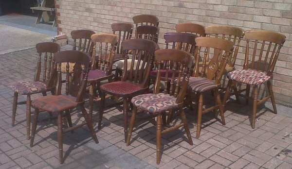 traditional pub chairs