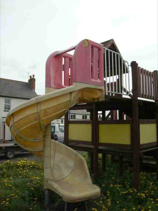 Buy Outdoor Childrens Playpark