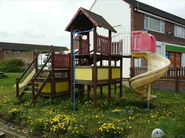 Outdoor Childrens Playpark
