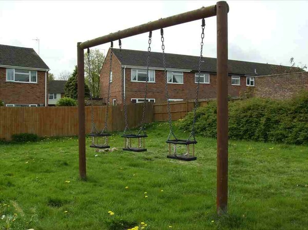 Used Outdoor Childrens Playpark