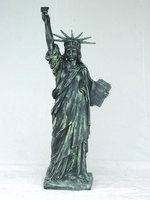 Statue of liberty prop