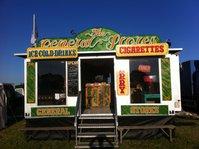 Festival shop business for sale