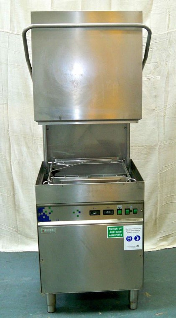 DIHR Commercial Dishwasher