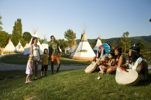 Indian Tipi themed event business