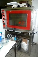 Gierre Electric Convection Fan Oven