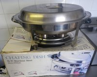 Sunnex Oval Chafing Dishes - Marlborough, Wiltshire