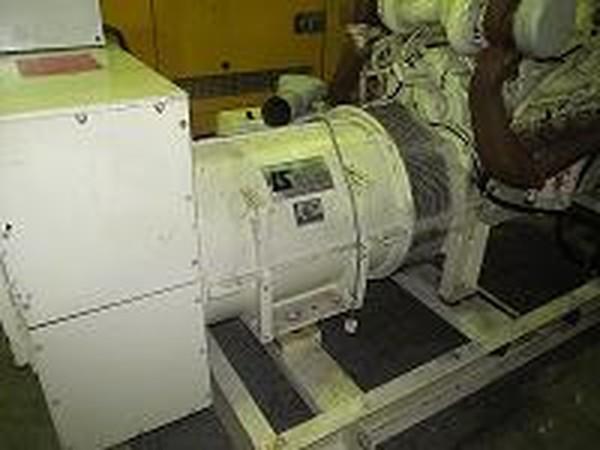 400 KVA Detroit Generator