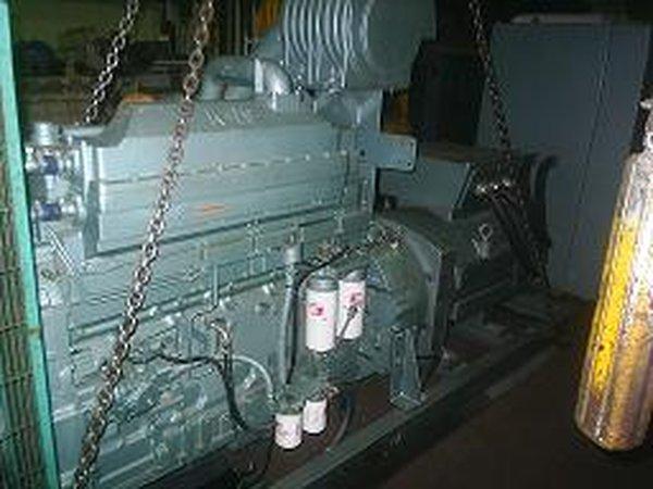 500 KVA Cummins Generator