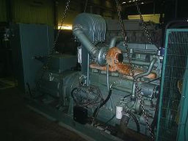 500 KVA Generator cummins