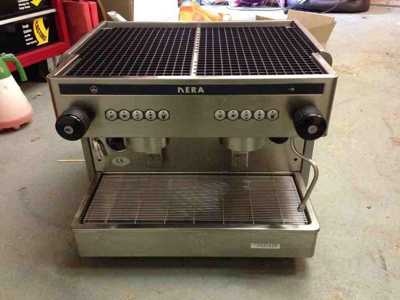 Step Van Used Espresso Machines