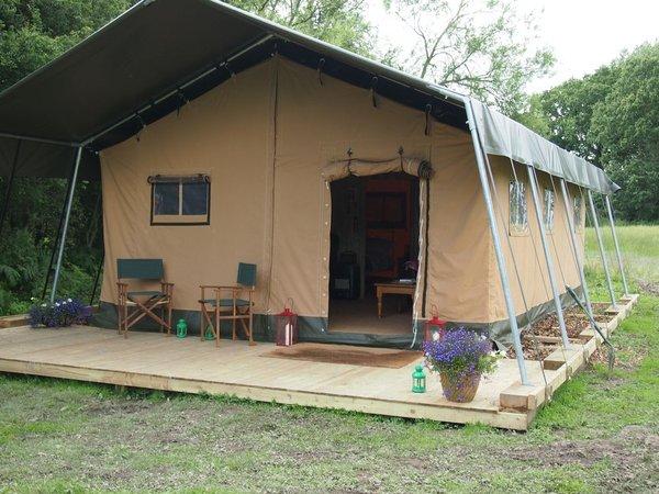 High quality safari tent