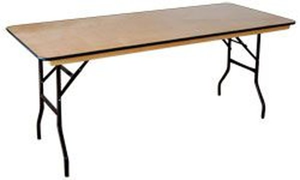 second hand trestle tables 1