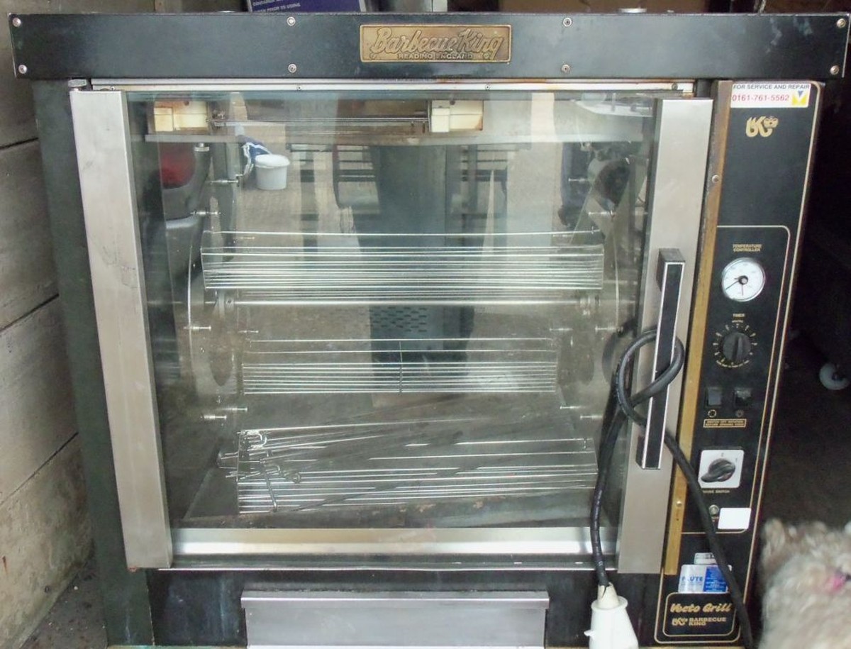 Bbq Sale Uk Part - 48: Rotisserie Oven For Sale
