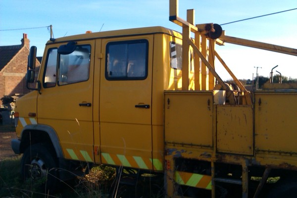 4x4 lorry for sale