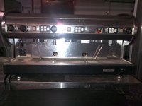 3 group CMA 'Lisa' espresso coffee machine
