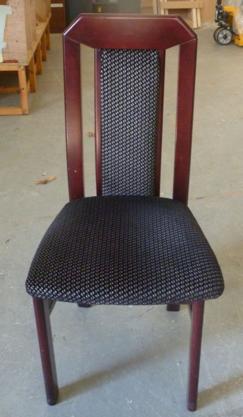 Secondhand chairs and tables restaurant job lot