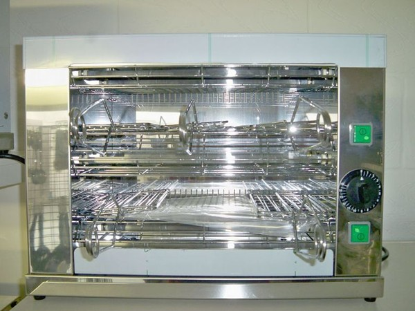 DIHR F120 Double Barway Toaster
