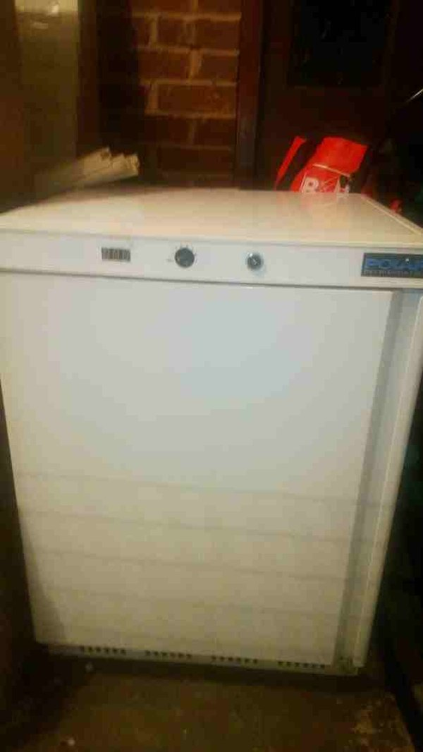 Polar Under Counter Freezer