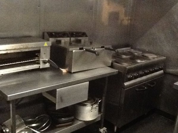 Lincat 6 burner electric oven
