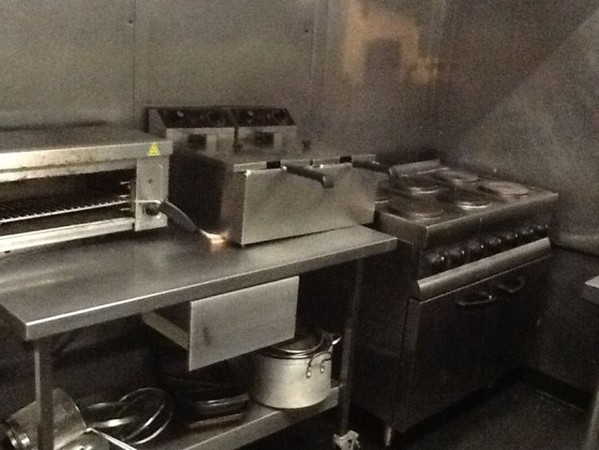 Buy used Lincat electric cooker / oven