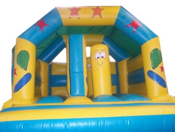 Bish bash bouncy castle