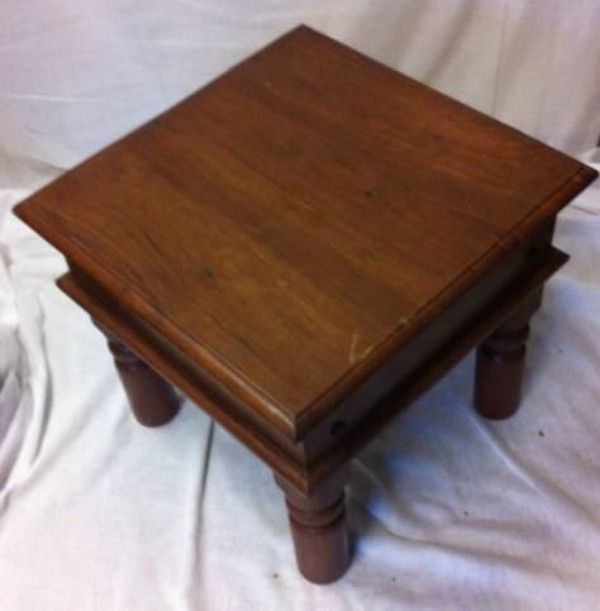 used indian table prop