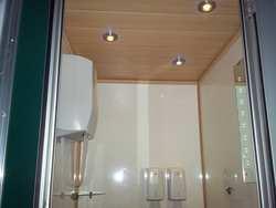 1+1 Single Axle Luxury Toilets