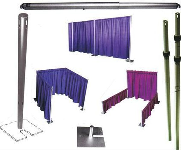 Telescopic Backdrop and Starcloth Framework