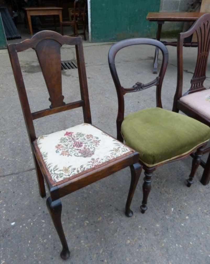 Antique Chairs For Sale Dining Victorian Edwardian