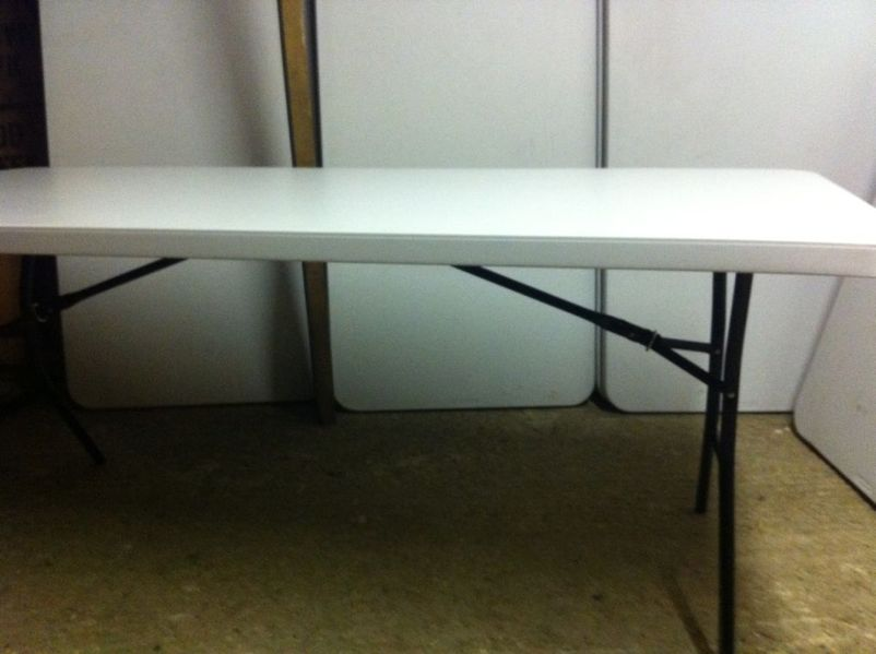 Excellent  Furniture > 300+ 6ft Lifetime Plastic Blow Moulded Trestle Table. 6' X 802 x 599 · 43 kB · jpeg