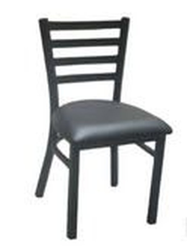 Black Cafe Chairs