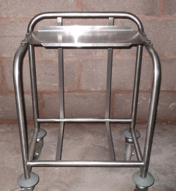 Canteen Tray Trolley