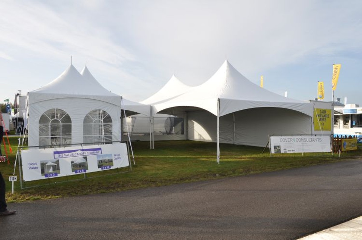 ... Second Hand Marquees by the Value Canopy Company ... & Curlew - SecondHand Marquees   Chinese Hat or Pagodas   Brand New ...