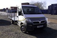 Vauxhall Movano truck