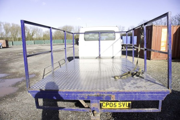 Used Vauxhall Movano truck for sale