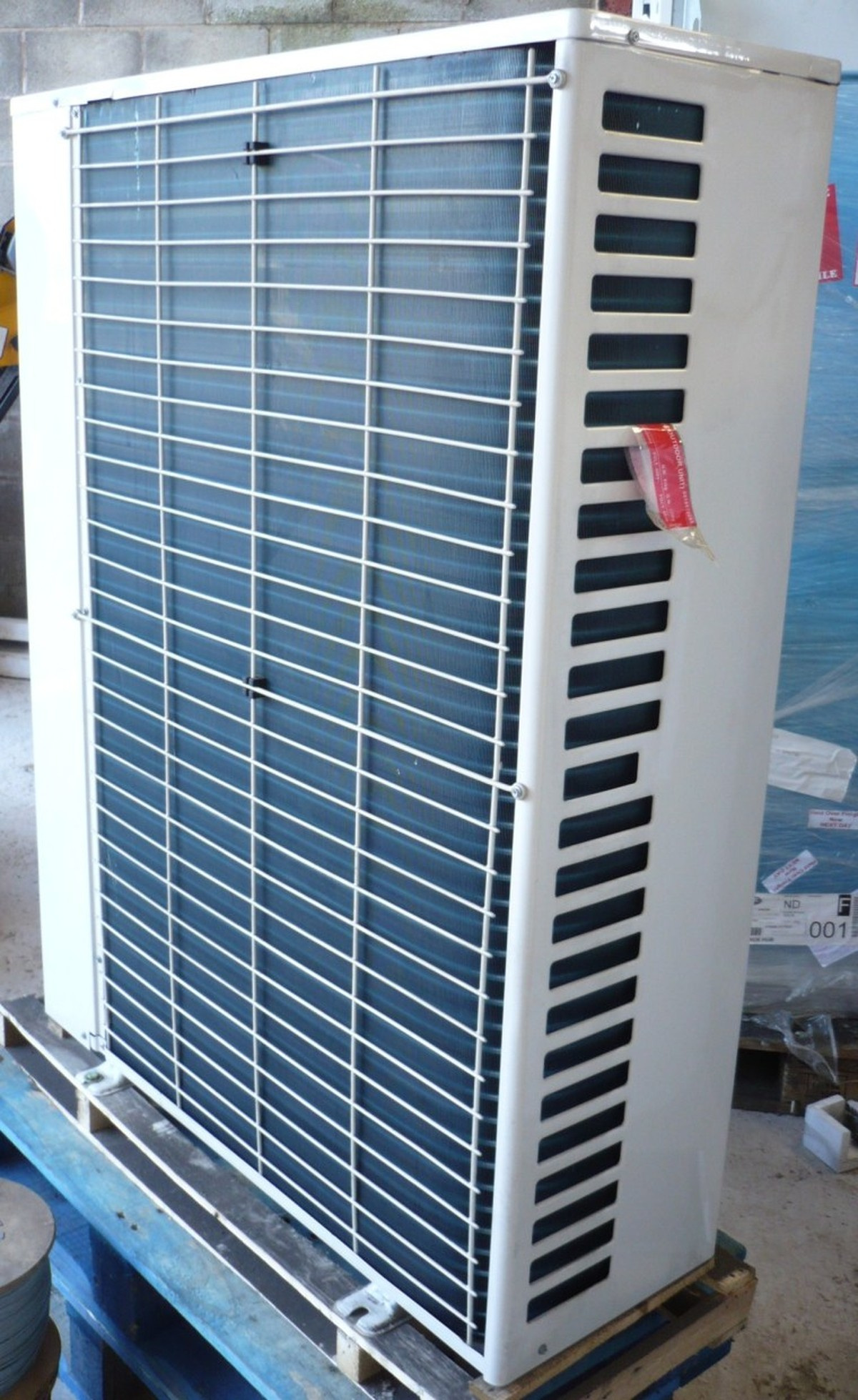 Industrial Air Conditioner : Secondhand catering equipment job lots and miscellaneous