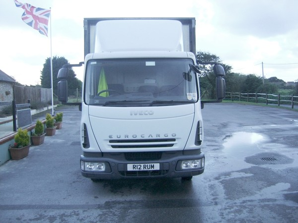 Iveco 7.5 tonne lorry for sale