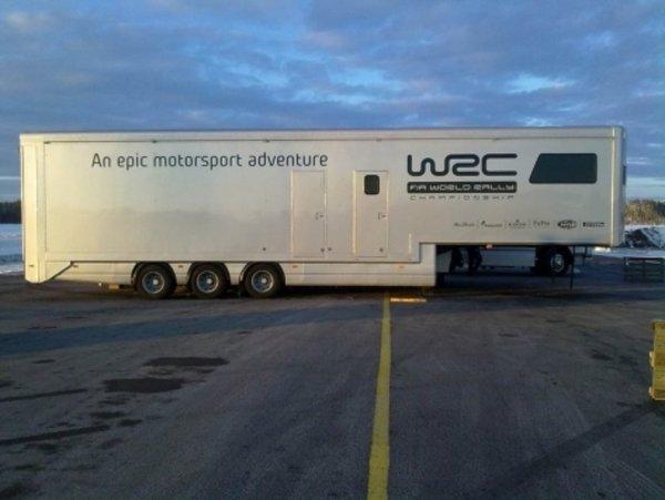 3.6m Hospitality and storage trailer
