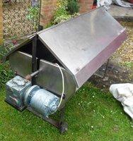 hog roasting machine