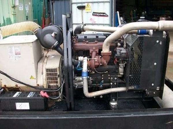 Atlas Copco diesel Generator
