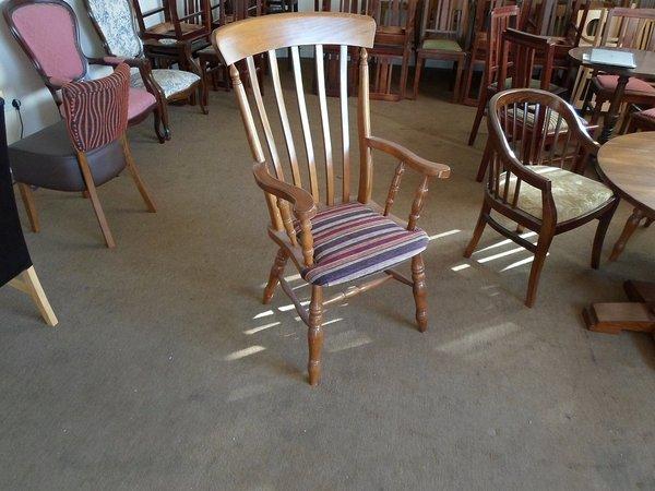 Grandad fireside armchair