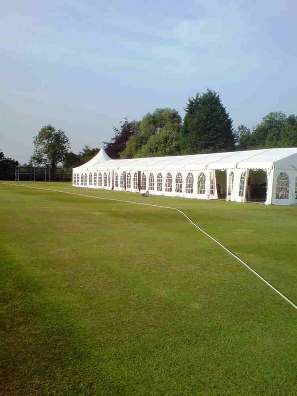 Large wedding marquee essex