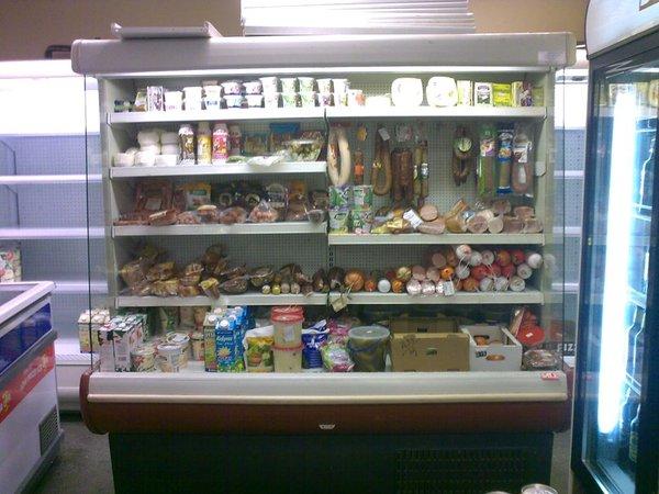 Koxka 2 Metre Dairy Meat Sandwich Drinks Display Fridge for sale