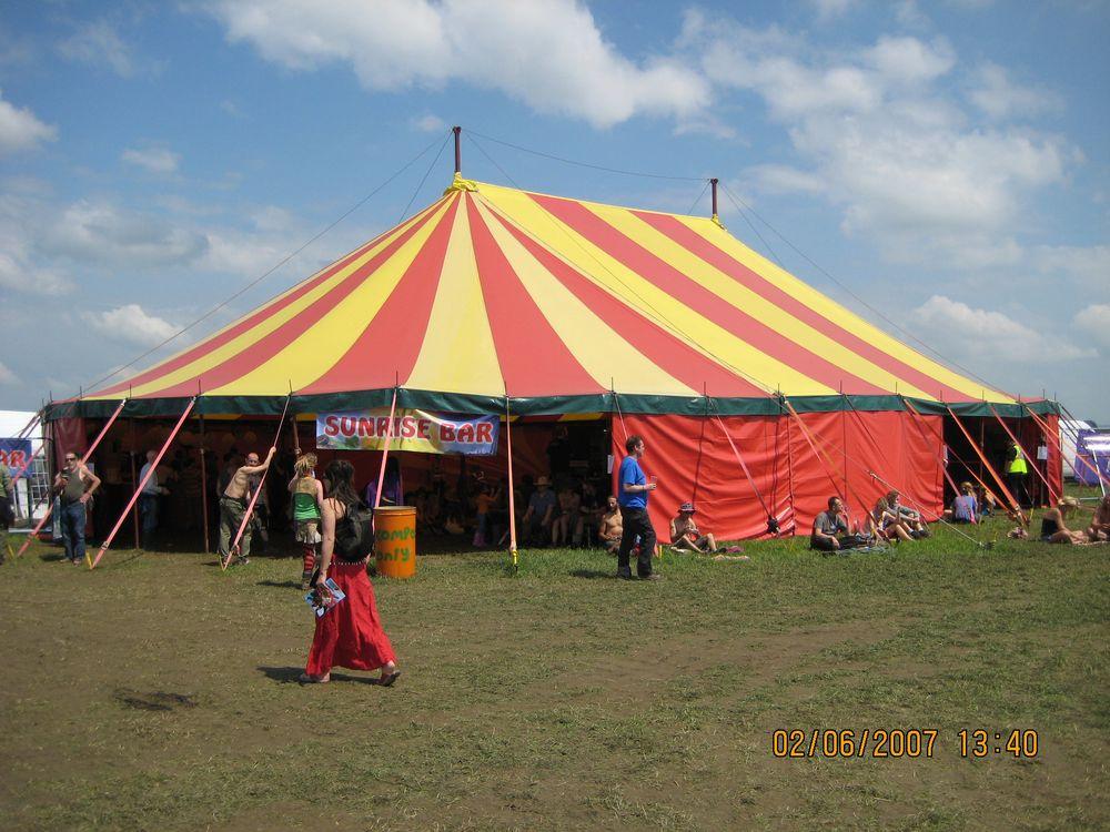 new product eb1f2 dd706 2x Big Tops Or Circus Tents - Dorset